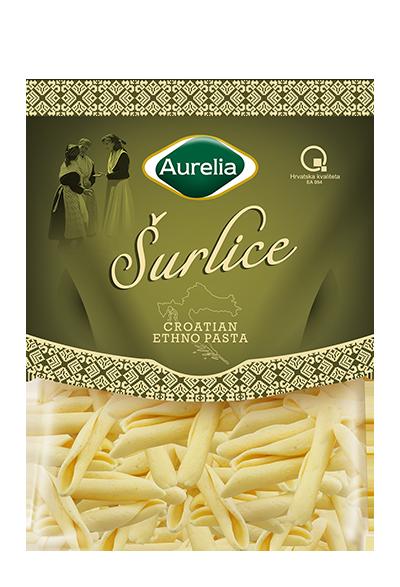 Šurlice Etno tjestenina