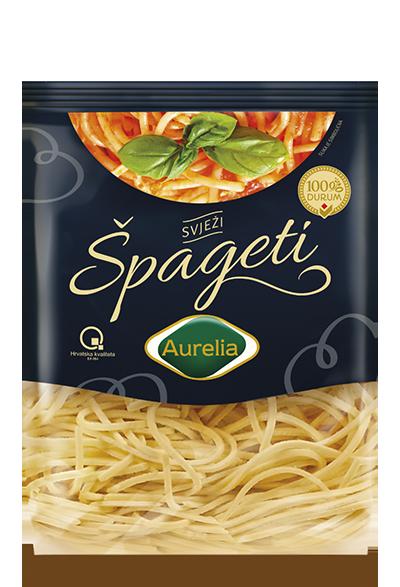Svježi špageti Aurelia