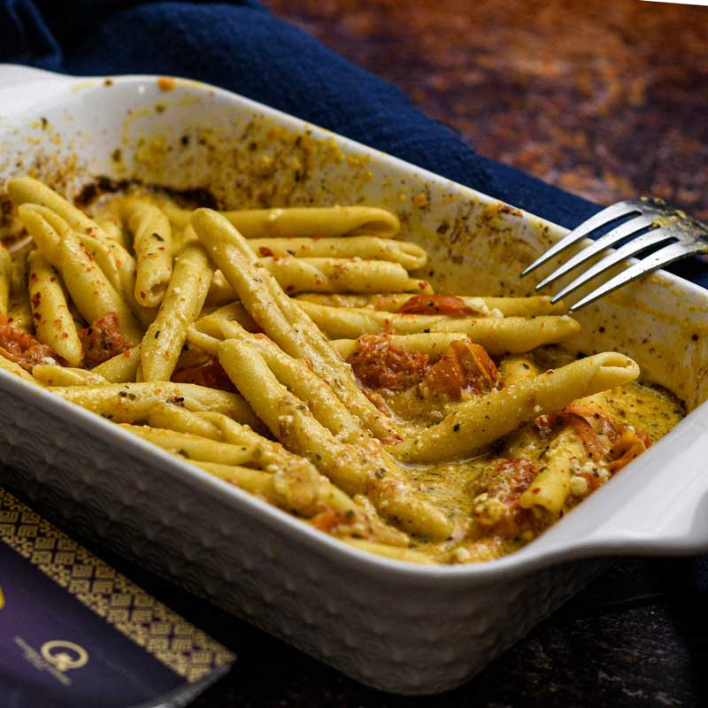 Hit tjestenina s društvenih mreža: Aurelia makaruni s feta sirom i cherry rajčicama